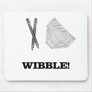 Wibble Mousepads