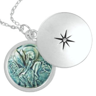WICCA FAIRY PROTECTION CHARM PENDANT
