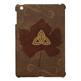 Wicca Rustica: Celtic Autumn iPad Mini Covers