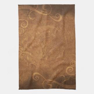 Wicca Rustica: Celtic Autumn Tea Towel