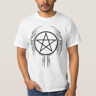 Wicca Tribal T-Shirt