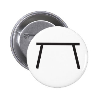 Wiccan Altar Symbol 6 Cm Round Badge