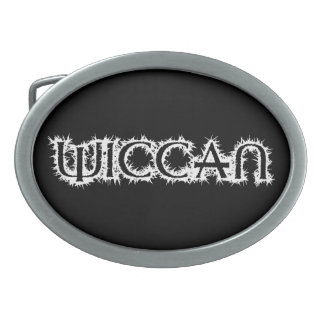Wiccan Belt Buckles