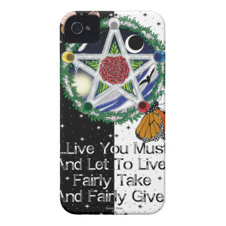 Wiccan BlackBerry Bold Case