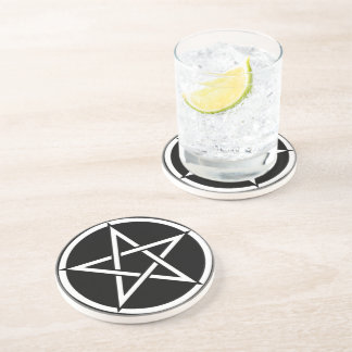 Wiccan & Magick Pentagram Pentacle - M1 Drink Coasters