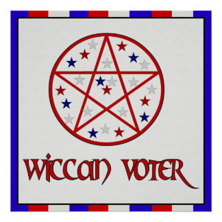 WICCAN VOTER PRINT