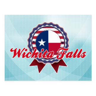 Wichita Falls, TX Postcard
