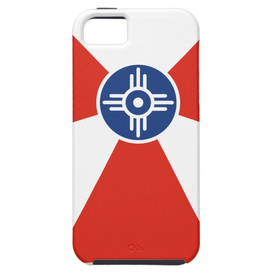 Wichita ICT Flag iPhone 5 Cover