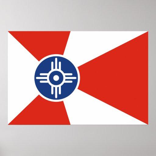 Wichita, Kansas, United States Poster