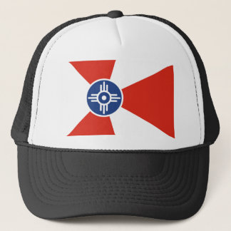 Wichita, Kansas, United States Trucker Hat