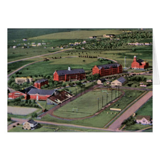 Wichita Kansas University of Wichita Greeting Card