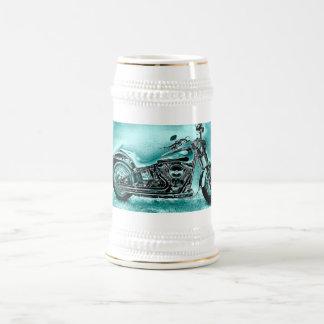 Wicked Cruiser Beer Stein