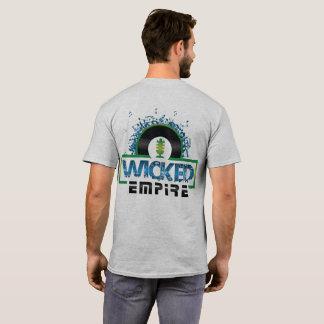 Wicked Empire Logo Back T-Shirt