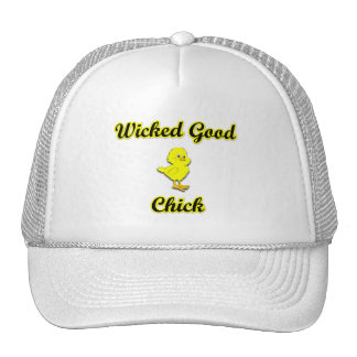 Wicked Good Chick Hats