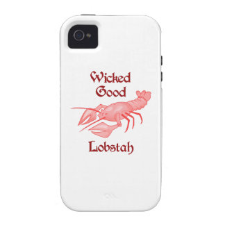 WICKED GOOD LOBSTAH Case-Mate iPhone 4 CASE