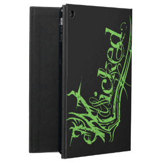 Wicked Green iPad Air Case