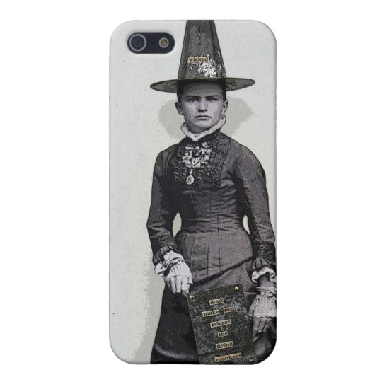 Wicked iPhone 5 Matte Hard Case