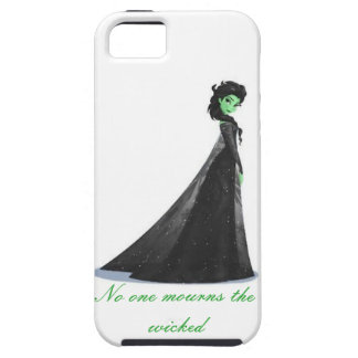 Wicked iPhone Case (Elphaba) 5/5S iPhone 5 Cases