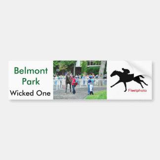 Wicked One & Jose Rosario Bumper Sticker