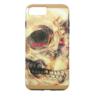 Wicked Skull phone case