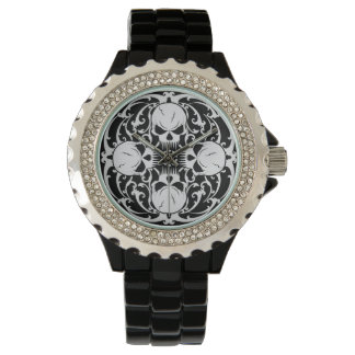 Wicked Skulls Watch