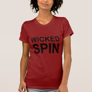 Wicked Spin ~ Ace Tennis Gear T-Shirt