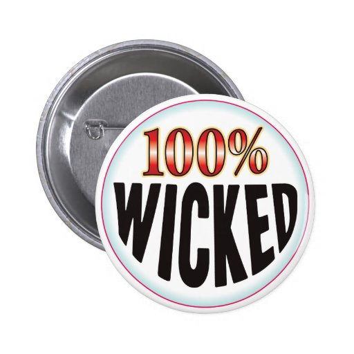 Wicked Tag Buttons