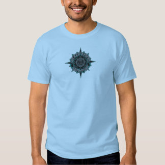 Wicked Waters Stone Crab in Turquoise T Shirt