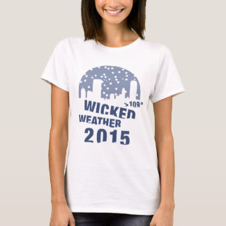 Wicked Weather (Boston) 2015 T-Shirt