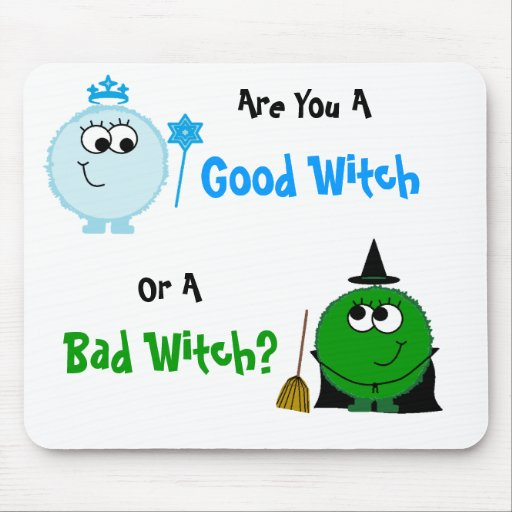 Wicked Weeble Mouse Pad