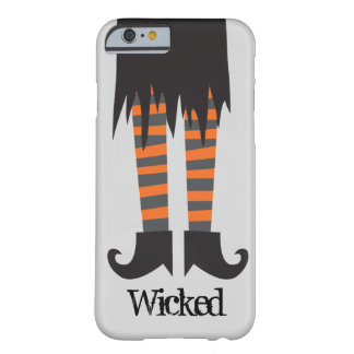 Wicked Witch Funny Halloween Barely There iPhone 6 Case