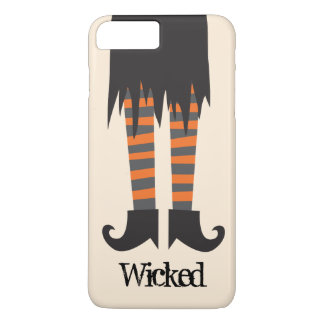 Wicked Witch Funny Halloween iPhone 8 Plus/7 Plus Case
