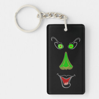 Wicked Witch Keychain - Halloween Party Favors