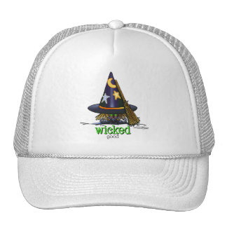 Wicked Witch of Good Mesh Hats