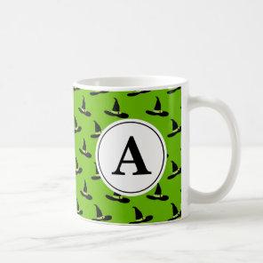Wicked Witch of the West Oz Monogram Coffee Mug
