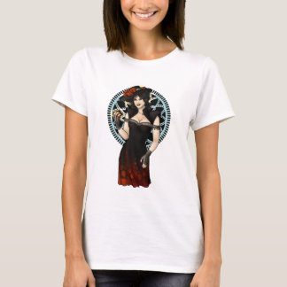 Wicked Witch Pinup T-Shirt