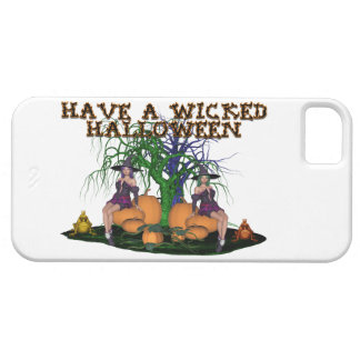Wicked Witches Halloween iPhone 5 Cases