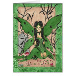 Wickedly Green Notecard Greeting Cards