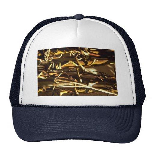 Wicker Trucker Hat