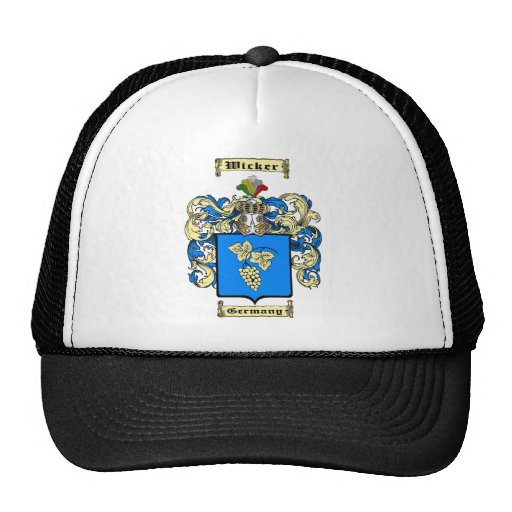 Wicker Hat