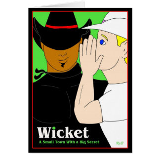 Wicket: Gay Birthday Greeting Card