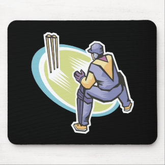 Wicket Keeper Mouse Mat