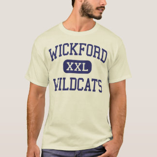 Wickford Wildcats Middle North Kingstown T-Shirt