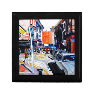 wicklow street dublin small square gift box