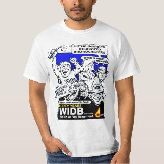 WIDB Anniversary Shirt Reprint