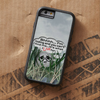 Widdle ball in the rough tough xtreme iPhone 6 case