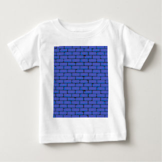 Wide Blue Wall Background Baby T-Shirt