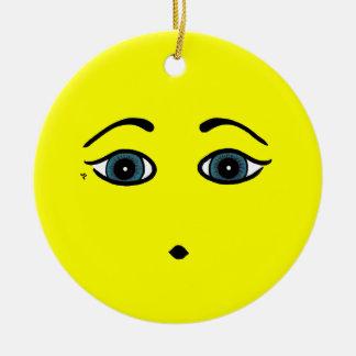 Wide Eye Ornament