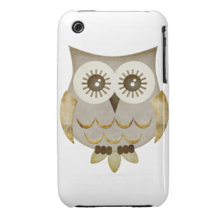 Wide Eyes Owl Case