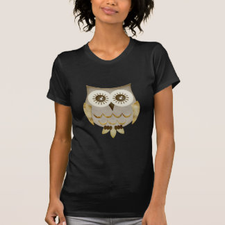 Wide Eyes Owl T-Shirt